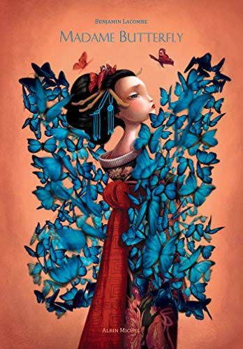Madame Butterfly | Lacombe, Benjamin (1982-....). Auteur