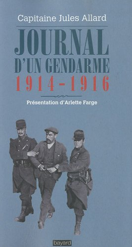 Journal d'un gendarme 1914-1916