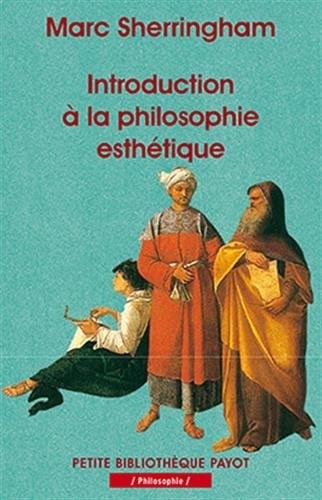 Introduction à la philosophie esthétique