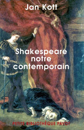 Shakespeare notre contemporain