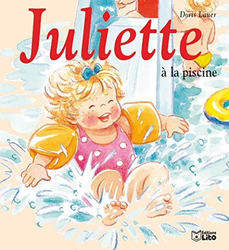 Mini Juliette à la piscine