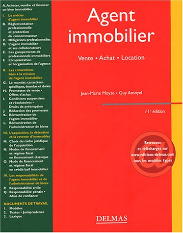 Agent immobilier : Vente - Achat - Location