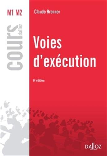 Voies d'execution