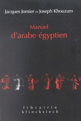 MANUEL D'ARABE EGYPTIEN