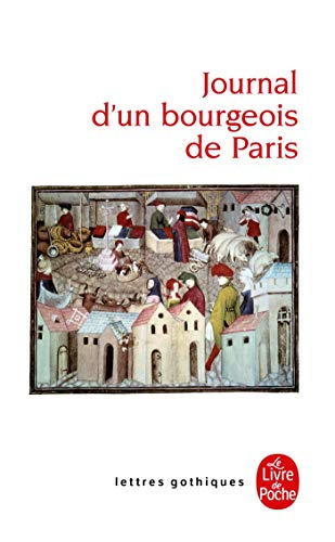 Journal d'un bourgeois de Paris, de 1405 à 1449