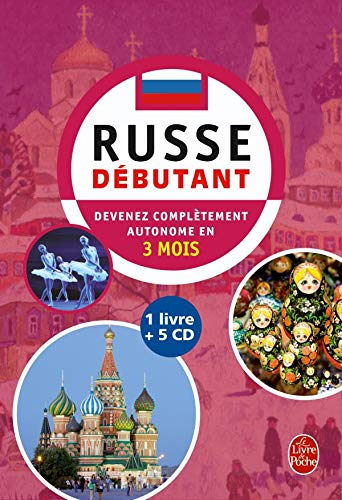 Le russe : Débutant (5CD audio)