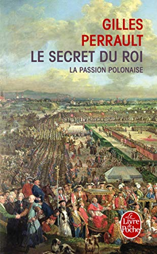 Le Secret du roi, tome 1
