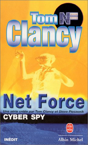 Net force : Cyber Spy