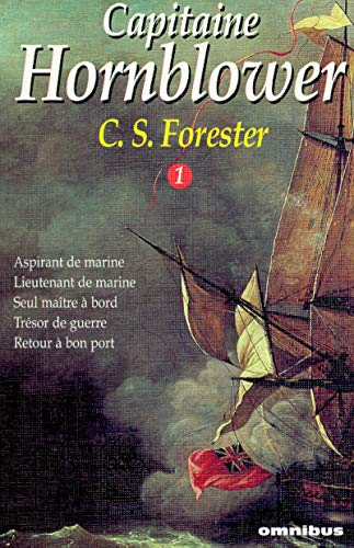 Capitaine Hornblower, tome 1