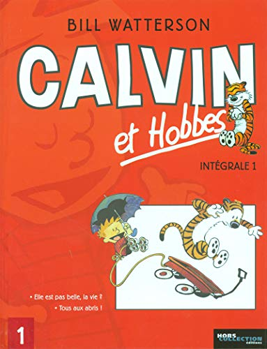 Calvin et Hobbes Intégrale, Tome 1