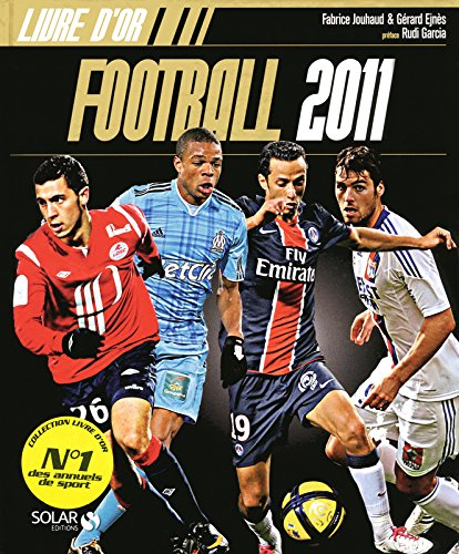 Livre d'or du football 2011