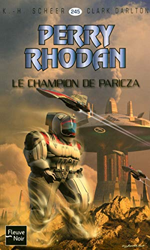 Le champion de Paricza