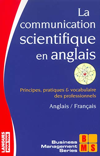La communication scientifique en anglais