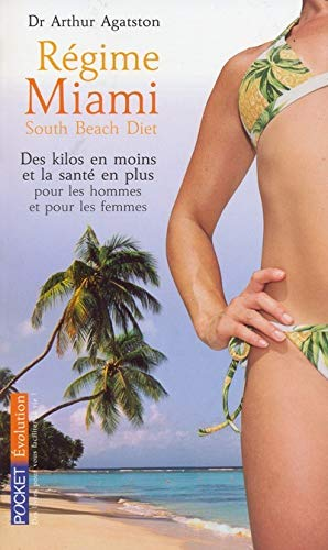 Le régime Miami (South Beach Diet)