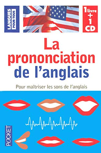 La prononciation de l'anglais (1CD audio)