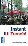 Instant French ! | Craig, Stephen. Auteur