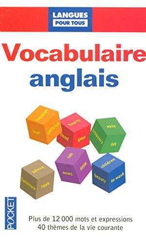 Le vocabulaire de l'anglais