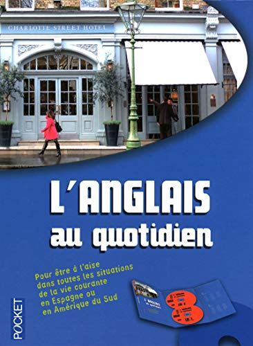 L'anglais au quotidien (2CD audio)