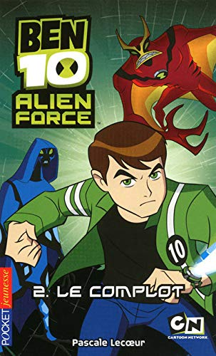 Ben 10 Alien Force, Tome 2