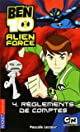 Ben 10 Alien Force, Tome 4