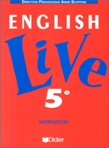 English Live, 5e, LV1 : Workbook