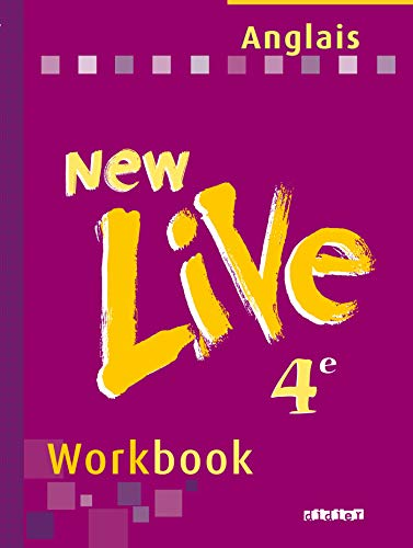 New live 4e lv1 cahier d'exercices