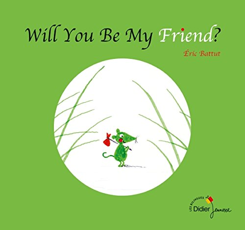 Will you be my friend ? |