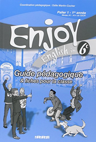 Enjoy Anglais 6e