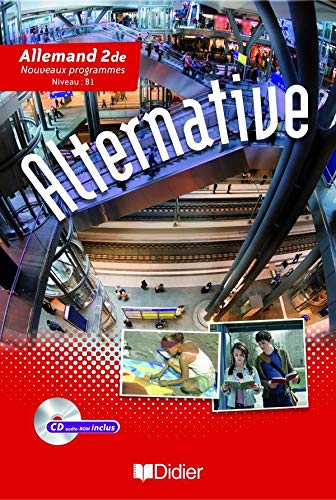 Allemand 2e Alternative (2CD audio)
