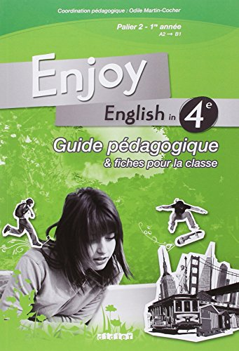 Enjoy english in 4e