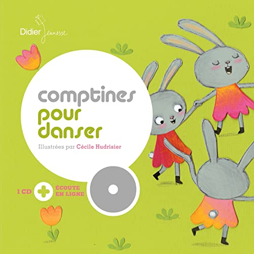Comptines pour danser (1CD audio)