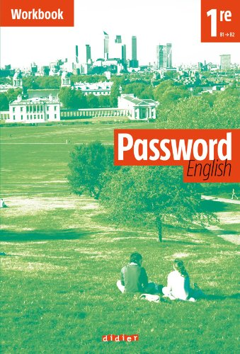 Password English 1e