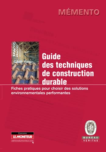 Guide des techniques de construction durable