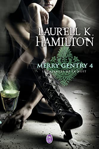 Merry Gentry, Tome 4