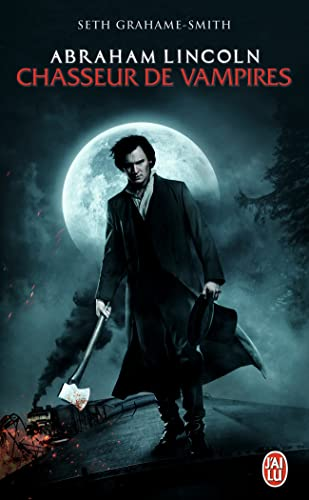 Abraham Lincoln, chasseur de vampires ang