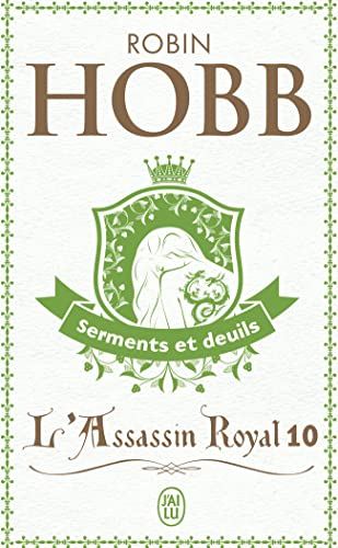 L'Assassin royal, tome 10