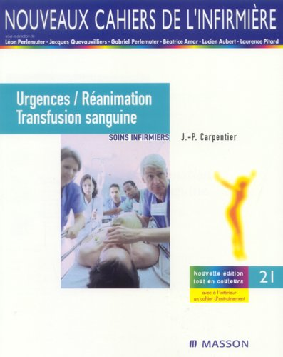 Urgences /Réanimation Transfusion sanguine