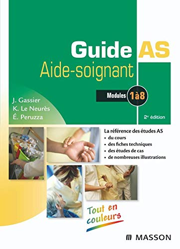 Guide AS Aide-soignant