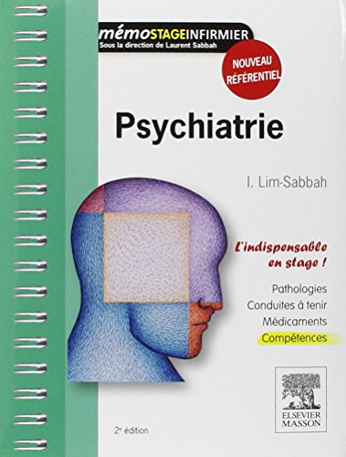 Psychiatrie - L'indispensable en stage