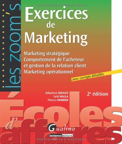 Exercices de marketing