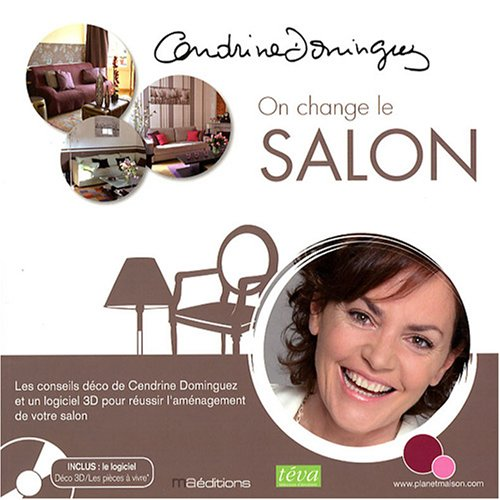 On change le salon (1Cédérom)