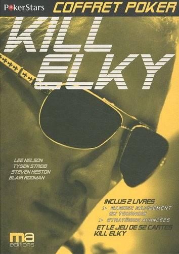 Coffret pocker Kill Elky : En 2 volumes (1Jeu)