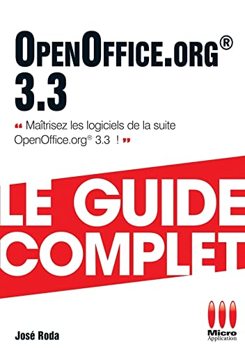 Open Office.org 3.3