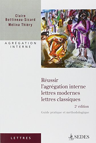 Réussir l'Agregation Interne