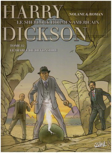 Harry Dickson, Tome 12