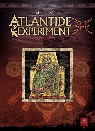 Atlantide Experiment, Tome 2 : Betty Borren - Jayden Paroz
