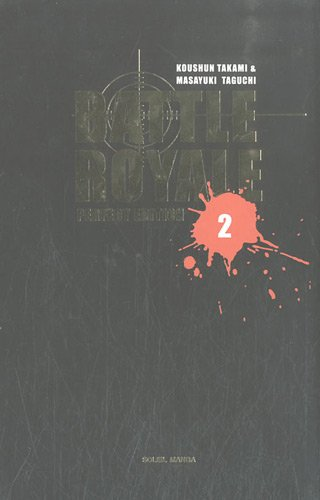 Battle Royale, Tome 2 : Perfect Edition