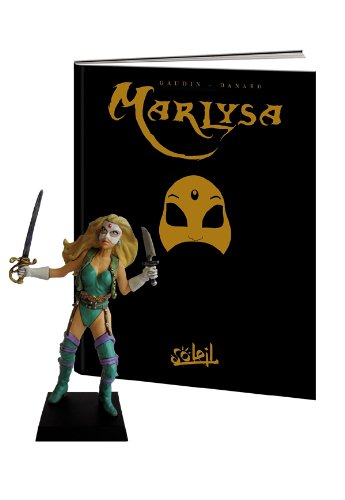 Marlysa, Tome 1 : Le masque : Edition collector Soleil 20 ans avec figurine