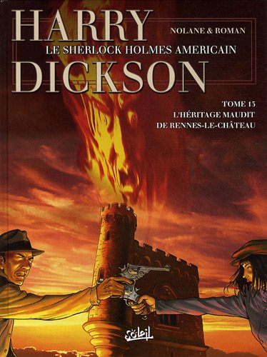 Harry Dickson, Tome 13