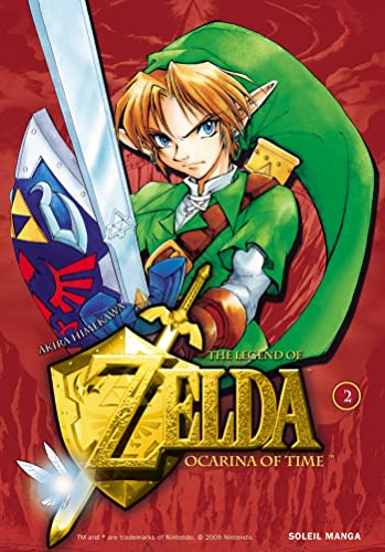 The Legend of Zelda, Tome 2 :